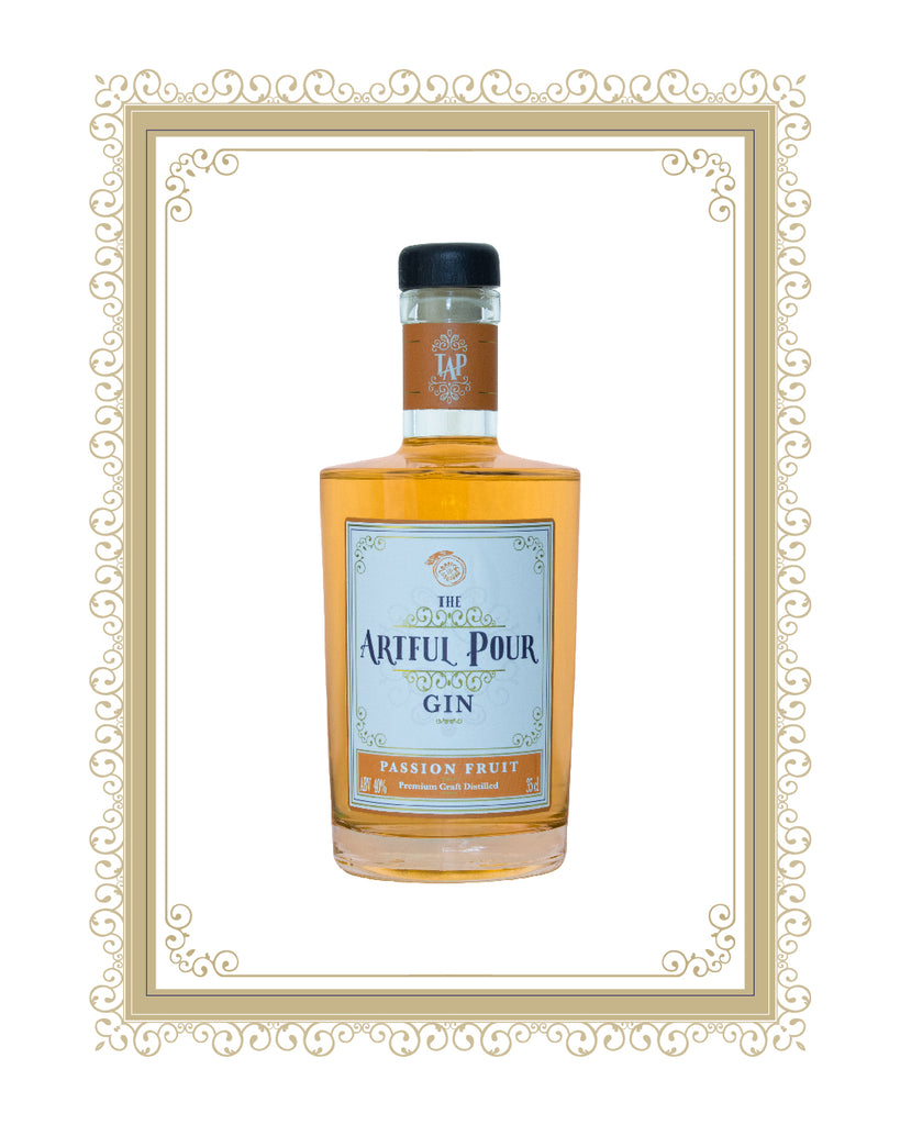 Passion Fruit Premium Craft Gin