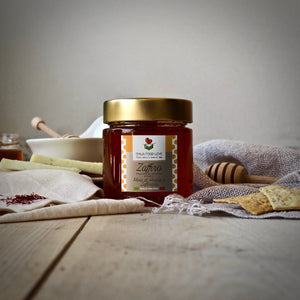 Zaffiro - Acacia Honey and Saffron Preparation - EMILIA FOOD LOVE