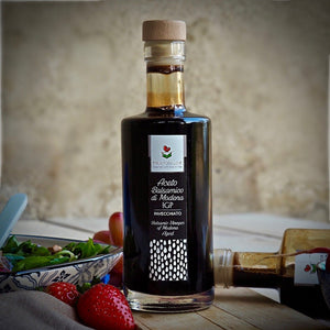 PGI Balsamic Vinegar of Modena Aged - EMILIA FOOD LOVE