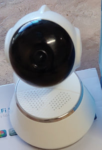 Smart Net WiFi Security Camera