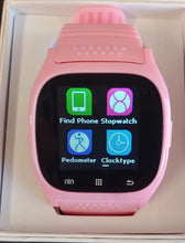 M Series Pink Smart Watch