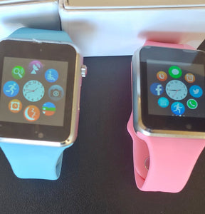 Her & His A Series Smart Watches