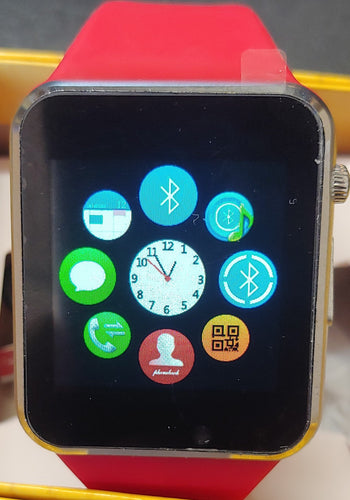 A Series Ruby Smart Watch