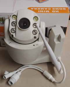 Outdoor 360 Wi-Fi Security Camera