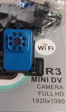 Mini WiFi Sports Camcorder