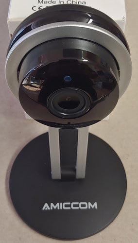 HD Indoor WiFi Security Camera