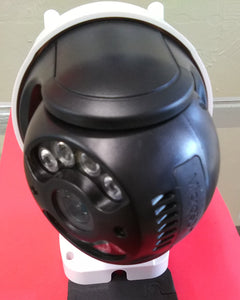 Outdoor PTZ 360° Surveillance Camera.