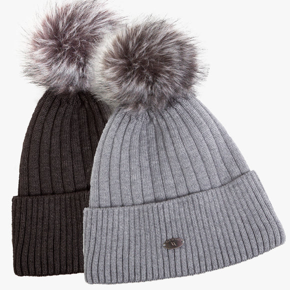 Toque with Pom Pom by Back On Track