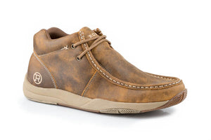 Lace Up Men's Driving Moc by Roper