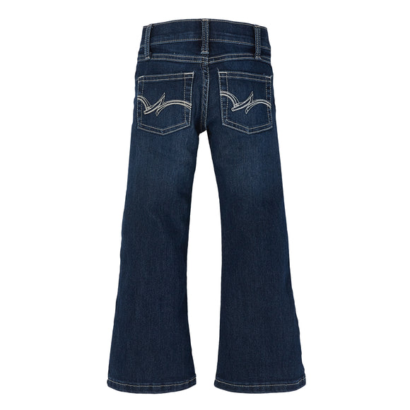 Premium Patch Girl's Jean by Wrangler