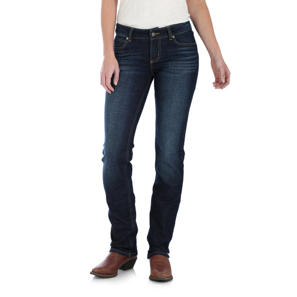 Premium Straight Leg Women's Jean by Wrangler