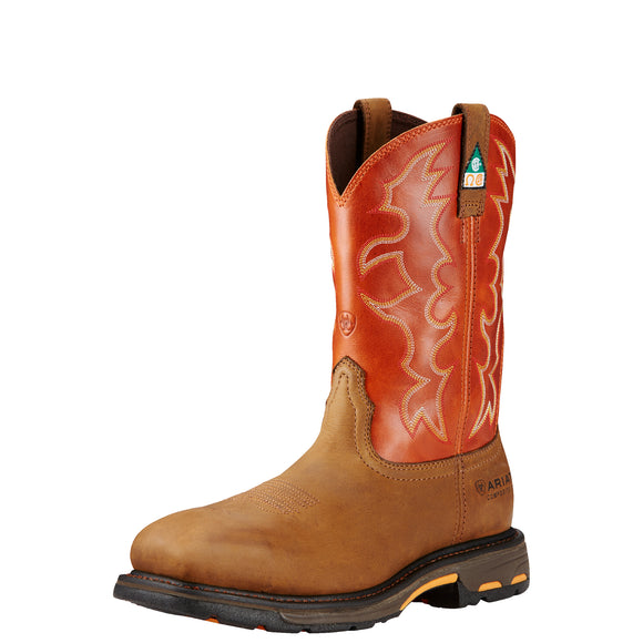 Workhog® CSA Composite Men's Boot by Ariat®