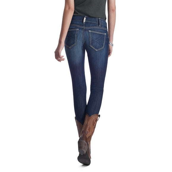 REAL Mid Rise Skinny ELLA Women's Jean by Ariat
