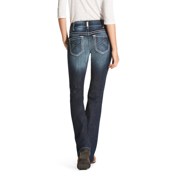 REAL Mid Rise Women's Jean by Ariat