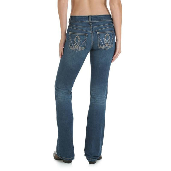 Mae Retro Booty Up Women's Jean by Wrangler