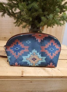 Large Aztec Accessory Bag by Catchfly