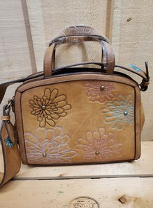 Floral Freedom Purse by Catchfly