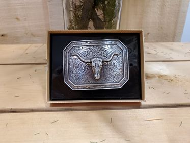 Antique Longhorn Buckle by Ariat