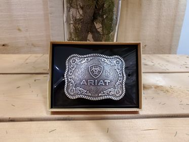 Rope Edge & Scroll Buckle by Ariat