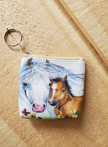 Pony Coin Purses by AWST