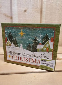 """Christmas Heart"" Christmas Cards by Lang"