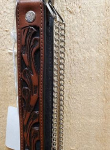 Leather Cutout and Inlay Boot Dressings by Austin Accents