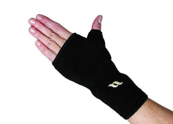 Back On Track Fingerless Glove