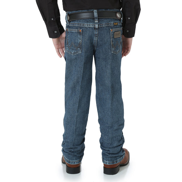 Light Wash Original Cowboy Cut Boy's Jean by Wrangler