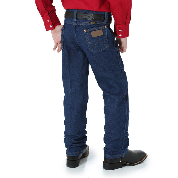 The Original Cowboy Cut Boy's Jean by Wrangler