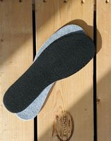 Felt Shoe Insoles by Back On Track