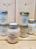 Wood Wick Candles by Pretty Little Industries