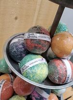 Bath Bombs by Pretty Little Industries