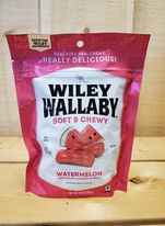 Wiley Wallaby Soft & Chewy Watermelon Licorice
