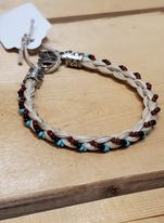 Beaded Horsehair Bracelet by Austin Accents
