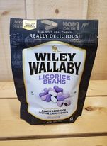 Wiley Wallaby Licorice Beans