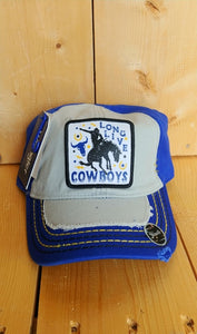 """Long Live Cowboys"" Youth Cap by Wrangler"