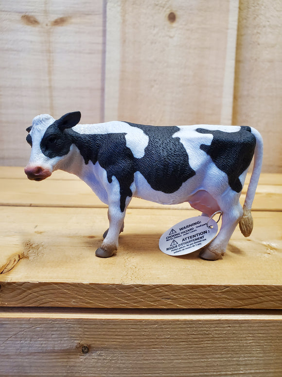 Friesian Cow Figurine by CollectA