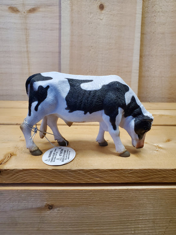 Friesian Bull Figurine by CollectA