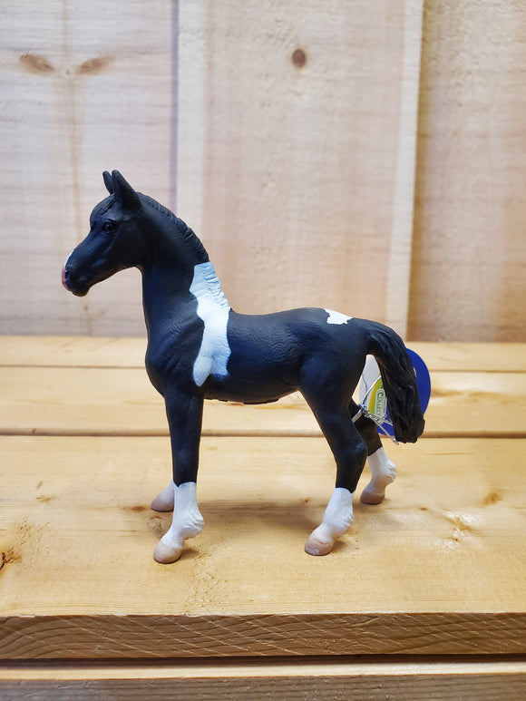 Barock Pinto Foal Figurine by CollectA