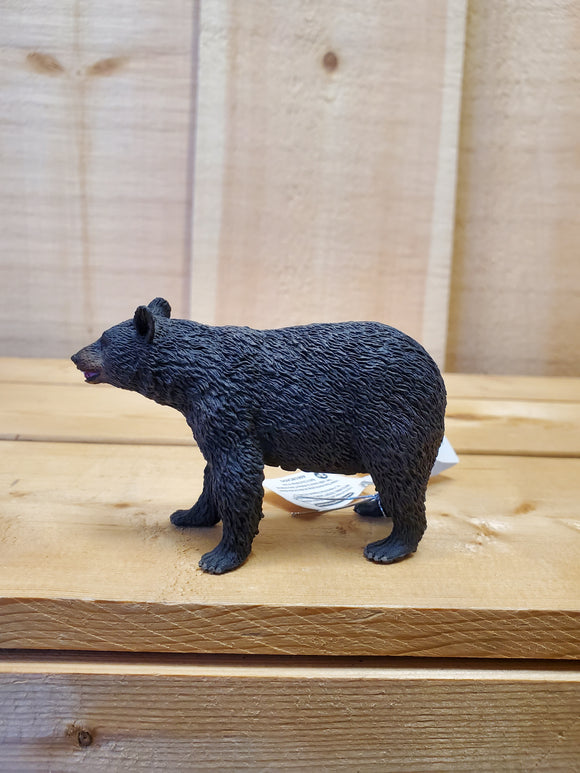 American Black Bear Figurine by CollectA