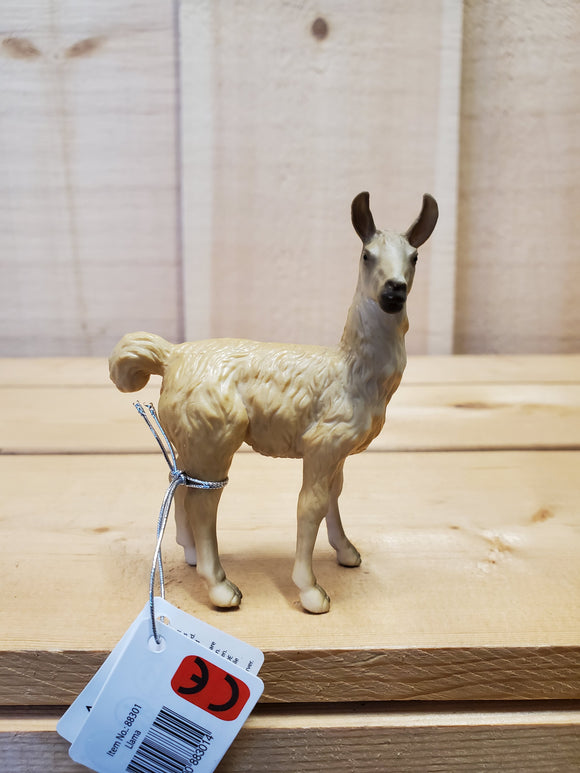 Llama Figurine by CollectA
