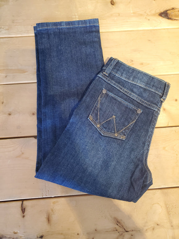 Slim Straight Retro Boy's Jean by Wrangler