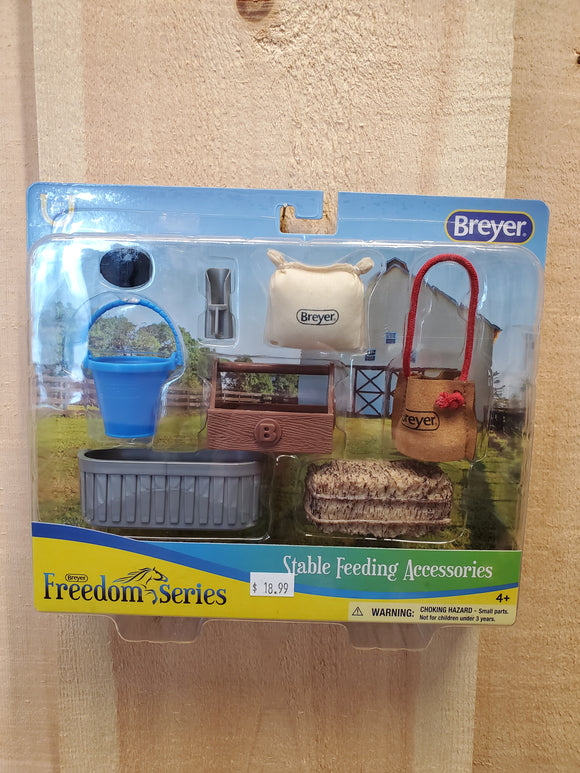 Breyer® Stable Feeding Accessories