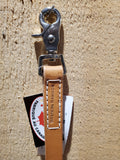 Short Leather Tie Down Strap by Western Rawhide