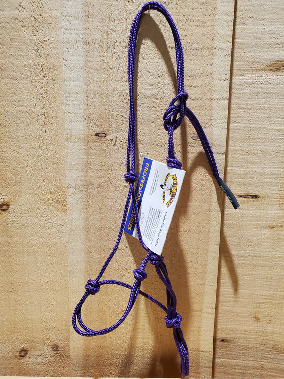 Mini Donkey Rope Halter by Burwash® Brand