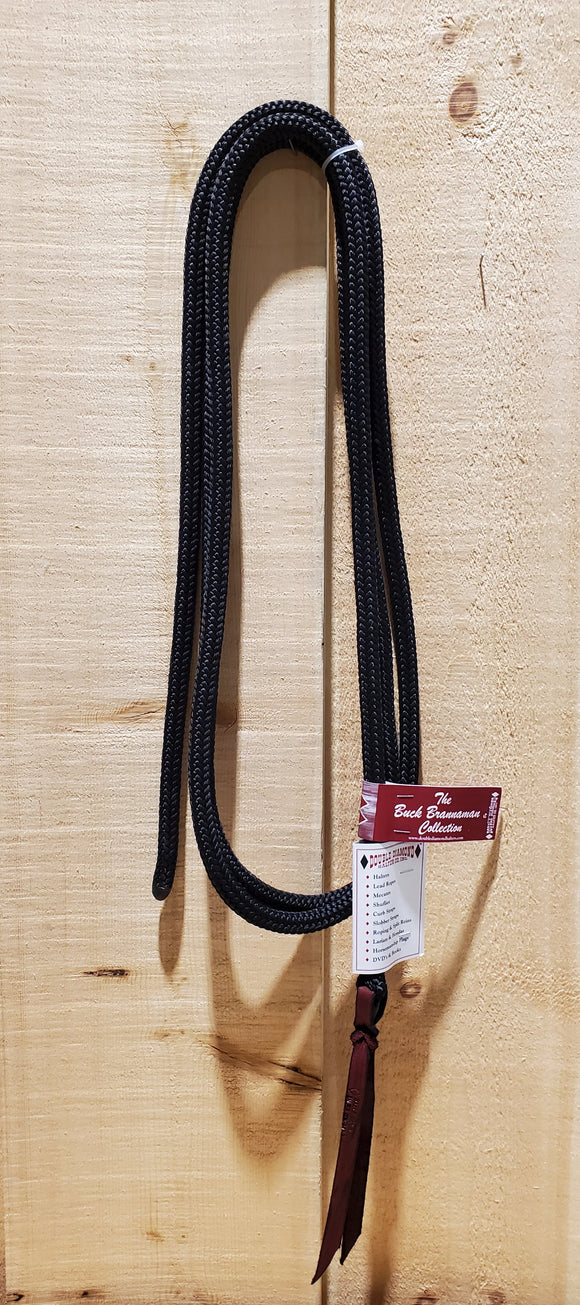Treeline 'Brannaman' Lead Rope by Double Diamond Halter Co.®