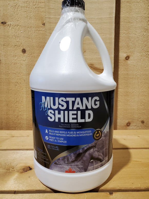 Mustang Fly Shield™ by Golden Horseshoe®