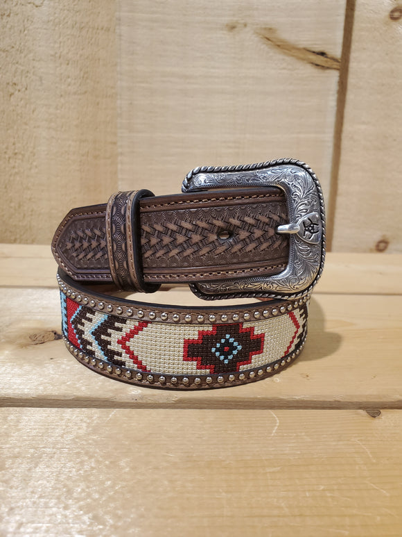 'Stitched Up' Men's Belt by Ariat®