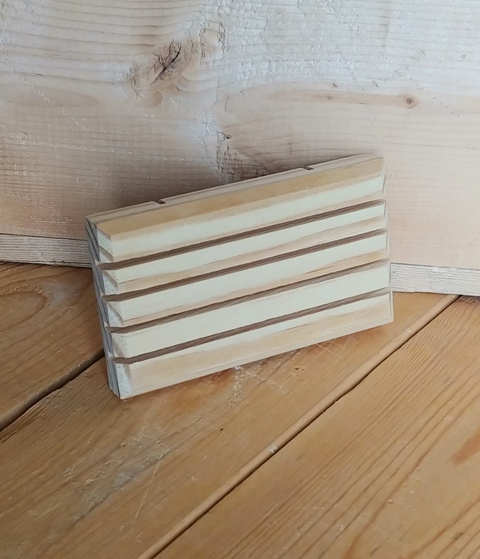 Windrift Hill Wooden Soap Dish