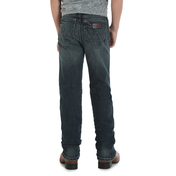 Retro Toddler and Boy's Jean by Wrangler
